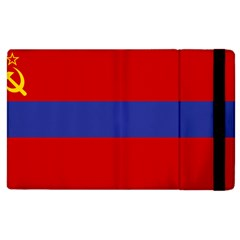 Flag Of Armenian Socialist Republic, 1952-1990 Apple Ipad 3/4 Flip Case by abbeyz71