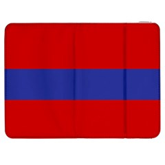 Flag Of Armenian Socialist Republic, 1952-1990 Samsung Galaxy Tab 7  P1000 Flip Case by abbeyz71