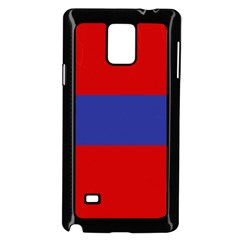 Flag Of Armenian Socialist Republic, 1952-1990 Samsung Galaxy Note 4 Case (black) by abbeyz71