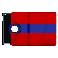 Flag Of Armenian Socialist Republic, 1952-1990 Apple Ipad 2 Flip 360 Case by abbeyz71