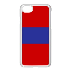 Flag Of Armenian Socialist Republic, 1952-1990 Iphone 8 Seamless Case (white) by abbeyz71