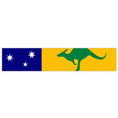 Proposed All Australian Flag Small Flano Scarf by abbeyz71