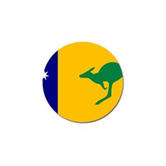 Proposed All Australian Flag Golf Ball Marker (10 Pack) by abbeyz71