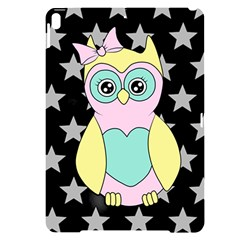 Sowa Child Owls Animals Apple Ipad Pro 10 5   Black Uv Print Case
