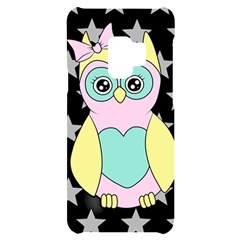 Sowa Child Owls Animals Samsung S9 Black Uv Print Case