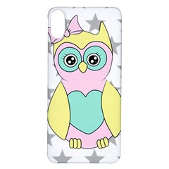 Sowa Child Owls Animals Iphone X/xs Soft Bumper Uv Case