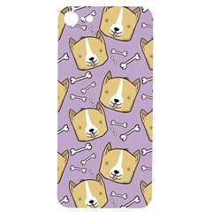 Corgi Pattern Iphone 7/8 Soft Bumper Uv Case