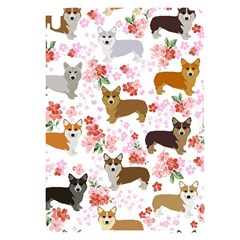 Corgis Corgi Pattern Apple Ipad Pro 10 5   Black Uv Print Case
