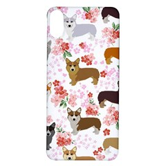 Corgis Corgi Pattern Iphone X/xs Soft Bumper Uv Case