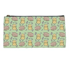 Hamster Pattern Pencil Cases
