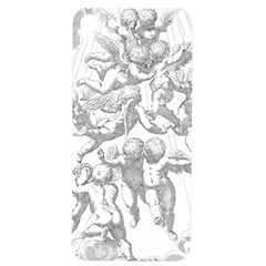 Angel Line Art Religion Angelic Iphone 7/8 Soft Bumper Uv Case