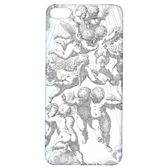 Angel Line Art Religion Angelic Iphone 7/8 Plus Soft Bumper Uv Case