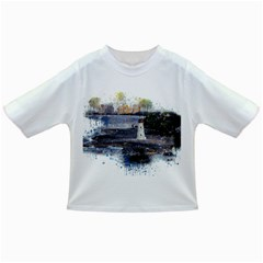 Lighthouse Art Sea Ocean Vintage Infant/toddler T Shirts