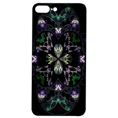 Fractal Fractal Art Texture Iphone 7/8 Plus Soft Bumper Uv Case