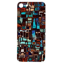 Stained Glass Mosaic Abstract Iphone 7/8 Soft Bumper Uv Case