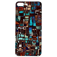 Stained Glass Mosaic Abstract Iphone 7/8 Plus Soft Bumper Uv Case