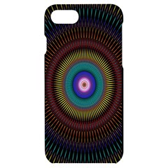 Artskop Kaleidoscope Pattern Iphone 7/8 Black Uv Print Case