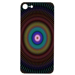 Artskop Kaleidoscope Pattern Iphone 7/8 Soft Bumper Uv Case