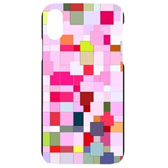 The Framework Paintings Square Iphone Xr Black Uv Print Case