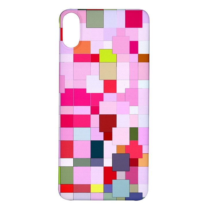 The Framework Paintings Square iPhone X/XS Soft Bumper UV Case