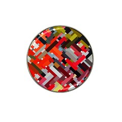 Maze Mazes Fabric Fabrics Color Hat Clip Ball Marker (10 Pack) by Sapixe