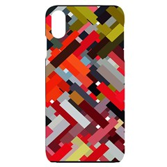 Maze Mazes Fabric Fabrics Color Iphone Xs Max