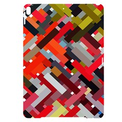 Maze Mazes Fabric Fabrics Color Apple Ipad Pro 10 5   Black Uv Print Case