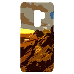 Scotland Monti Mountains Mountain Samsung S9 Plus Black Uv Print Case