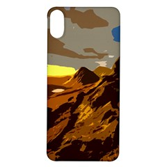 Scotland Monti Mountains Mountain Iphone X/xs Soft Bumper Uv Case