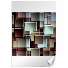 Texture Artwork Mural Murals Art Canvas 24  X 36  by Sapixe