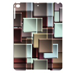 Texture Artwork Mural Murals Art Apple Ipad Pro 9 7   Black Uv Print Case
