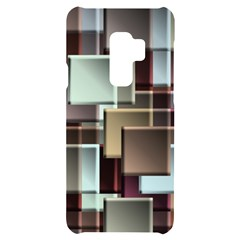 Texture Artwork Mural Murals Art Samsung S9 Plus Black Uv Print Case