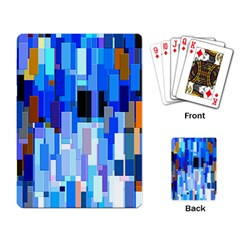Color Colors Abstract Colorful Playing Cards Single Design by Sapixe