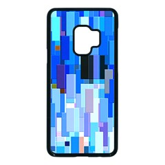 Color Colors Abstract Colorful Samsung Galaxy S9 Seamless Case(black)