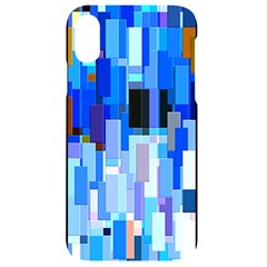 Color Colors Abstract Colorful Iphone Xr Black Uv Print Case
