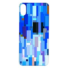 Color Colors Abstract Colorful Iphone X/xs Soft Bumper Uv Case