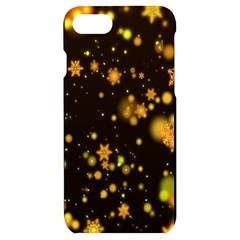 Background Black Blur Colorful Iphone 7/8 Black Uv Print Case