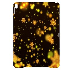 Background Black Blur Colorful Apple Ipad Pro 10 5   Black Uv Print Case