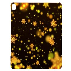 Background Black Blur Colorful Apple Ipad Pro 12 9   Black Uv Print Case