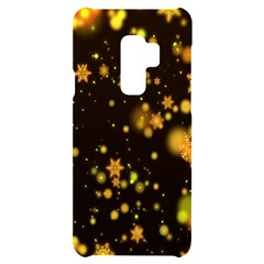Background Black Blur Colorful Samsung S9 Plus Black Uv Print Case