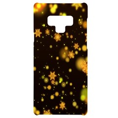 Background Black Blur Colorful Samsung Note 9 Black Uv Print Case