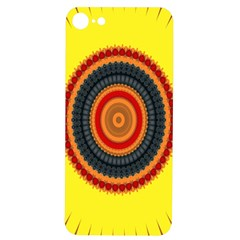 Art Decoration Wallpaper Bright Iphone 7/8 Soft Bumper Uv Case