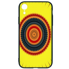 Art Decoration Wallpaper Bright Iphone Xr Soft Bumper Uv Case