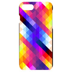 Abstract Background Colorful Pattern Iphone 7/8 Black Uv Print Case