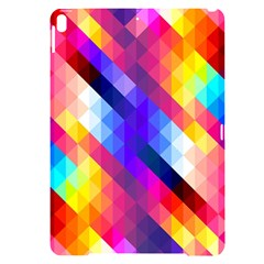 Abstract Background Colorful Pattern Apple Ipad Pro 10 5   Black Uv Print Case