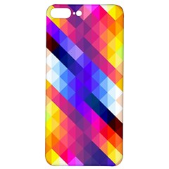 Abstract Background Colorful Pattern Iphone 7/8 Plus Soft Bumper Uv Case
