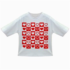 Background Card Checker Chequered Infant/toddler T Shirts