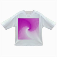 Abstract Spiral Pattern Background Infant/toddler T Shirts