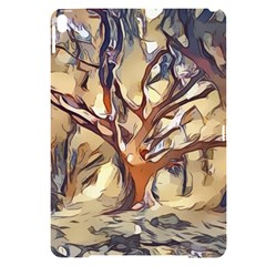 Tree Forest Woods Nature Landscape Apple Ipad Pro 10 5   Black Uv Print Case
