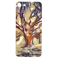 Tree Forest Woods Nature Landscape Iphone 7/8 Soft Bumper Uv Case